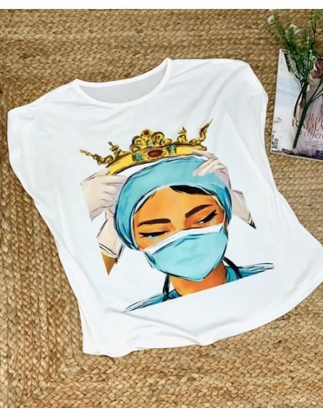 Camiseta Enfermera