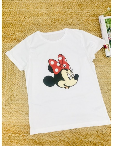 Camiseta Disney Minnie