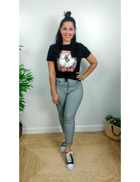 Camiseta AC- DC