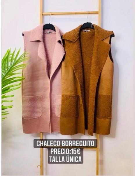 CHALECO BORREGUITO